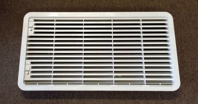 LS300 Vent for 3 Way Fridge Dometic Caravan Fridge - one vent and frame only Dometic