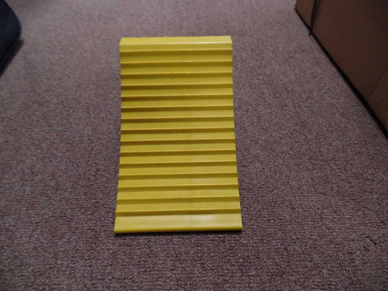 Large Wheel Chocks - Yellow Everything Caravans