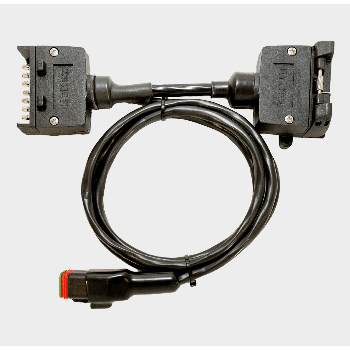 Lead only for Elecbrakes Electric Brake Controller - 7 pin flat to 7 pin flat lead Elecbrakes