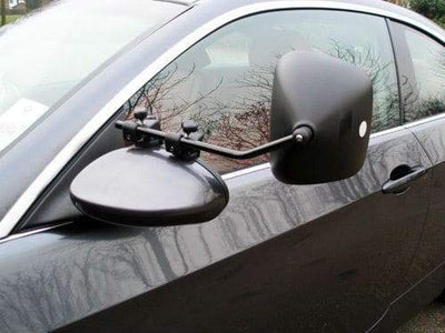 Milenco Grand Aero Extra Wide Caravan Towing Mirrors - one side only LH or RH Milenco