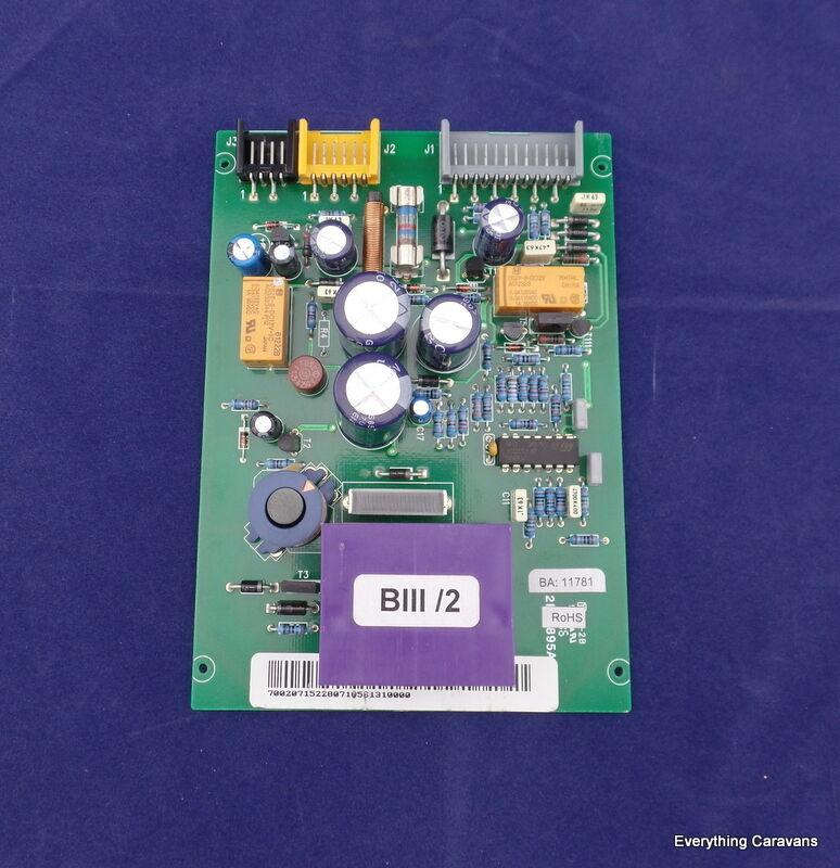 PCB Circuit Board for Truma B14 Gas Electric Hot Water System Truma