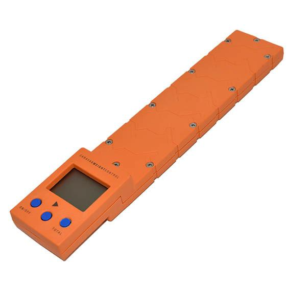Reich Caravan Weight Controller 1500 kg Orange Caravan Scales Reich