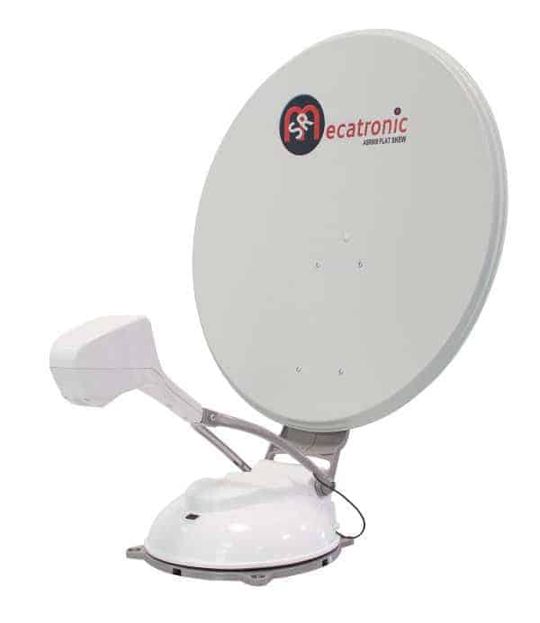 SR Mecatronic Automatic GPS Satellite Dish Antenna - DO NOT BUY THIS PRODUCT SR Mecatronic
