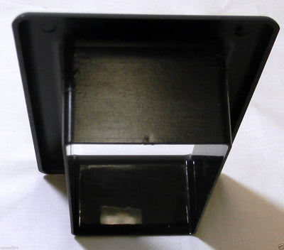 Scupper Vent Insert Black suits small scupper vent Everything Caravans