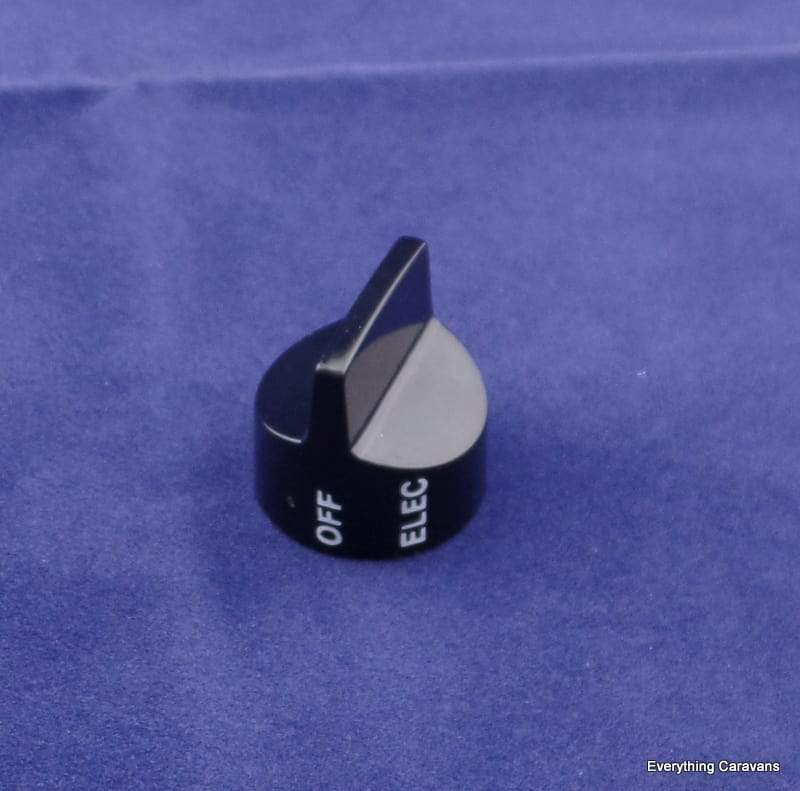 Selector Knob for RM36, RM46 and RM66 Dometic 3-way fridge - no longer available Dometic