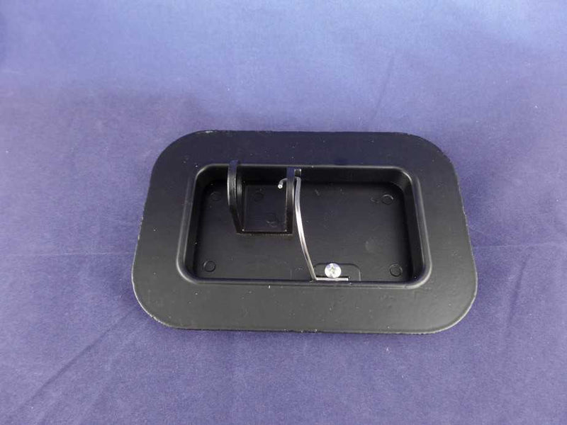 Small Scupper Vent Black - Alloy Construction Caravan Boat Australian RV