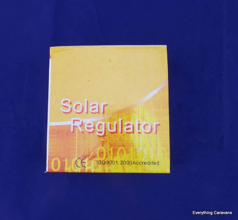 Solar Regulator 12A 12V-24V Solar controller for battery SatKing