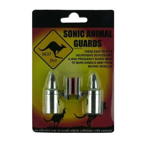 Sonic Animal Guards to Repel Animals Whilst Driving Everything Caravans