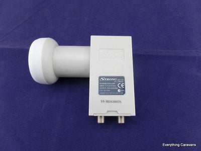 Strong Dual LNB for Satellite Dish SatKing