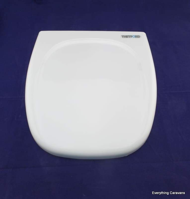 Thetford Toilet Seat with Lid for C2 Cassette Toilet SC1234 Thetford