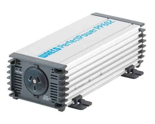 Waeco Inverter 550watt with 1100w peak 12volt to 240volt converter Waeco