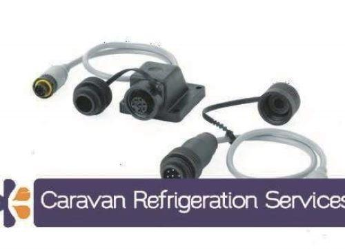 Waeco Reversing System Camera Tow Set Plug and Play Waeco