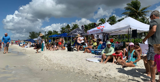 The 17th Annual Old Naples Skim Jam