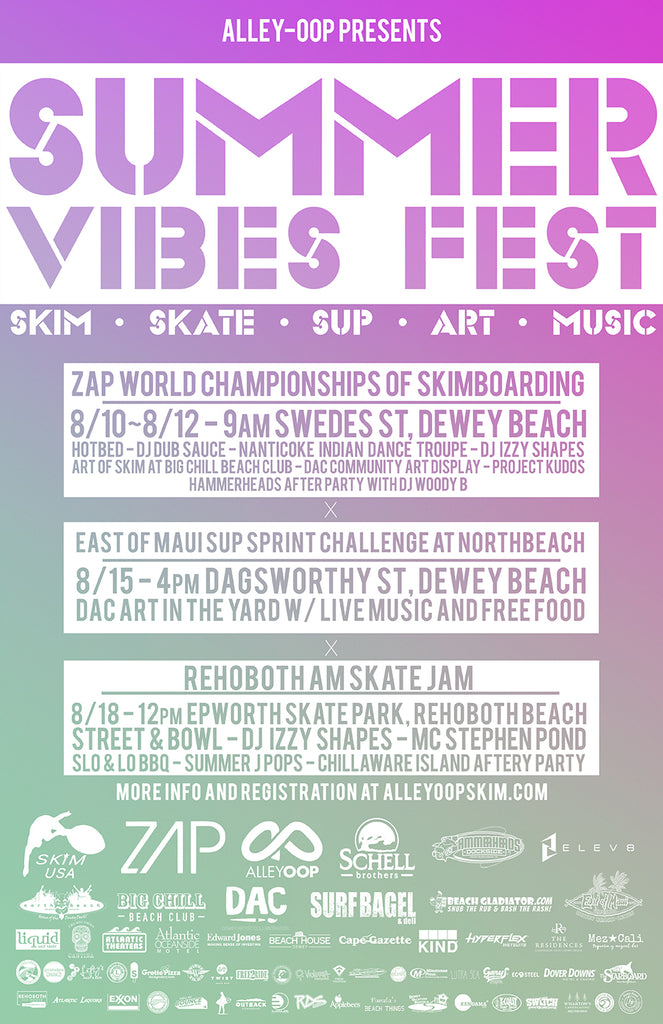 Events: Alley-Oop Summer Vibes Fest