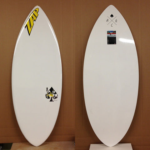 "Ace 47"" Yellow/White"