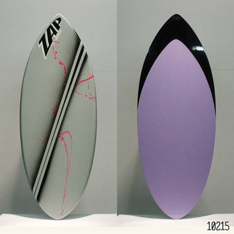 Comp E-Glass + Airbrush Art 53""