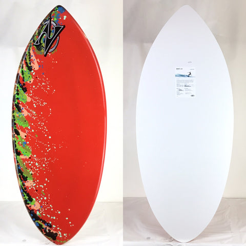 Zap Large Wedge Skimboard 49""