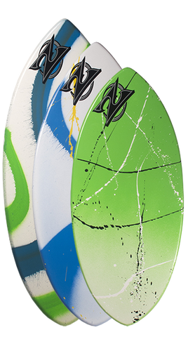 Zap Wedge Skimboard