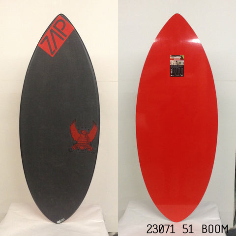 Zap Boomhower DISCONTINUED Pro Skimboard 51""
