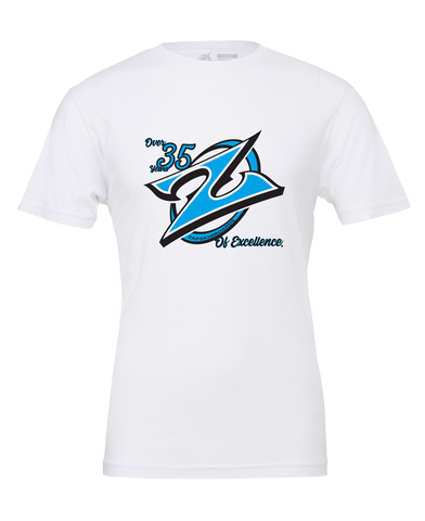 Zap Youth Over 35 Tee
