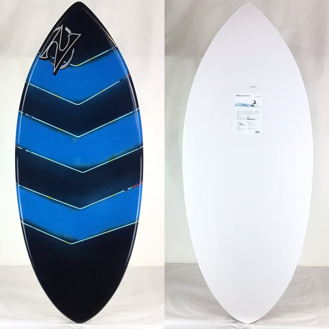 "Zap Large Wedge Skimboard 49"" Airbrush"