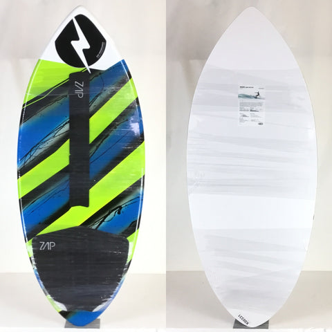 "Zap Large Wedge COMPLETE Skimboard 49"" Airbrush"