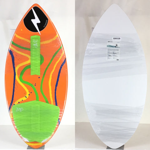 Zap Medium Wedge COMPLETE Skimboard 45""
