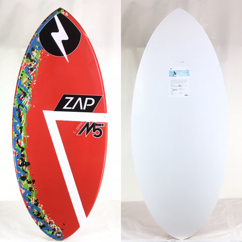 "Zap M5 Skimboard 48"" One Off"