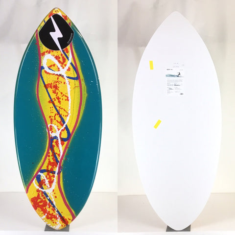 Zap Large Wedge BLEM Skimboard 49""