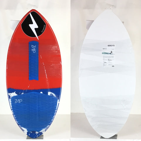 Zap Small Wedge COMPLETE Skimboard 40""
