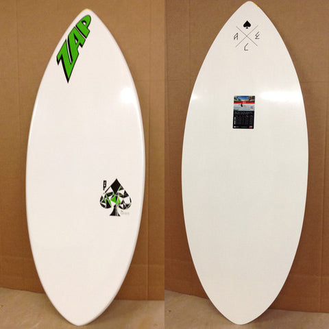 "Ace 47"" Green/White"