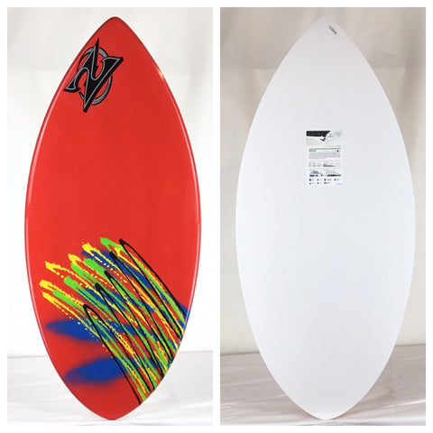 Zap Medium Wedge Skimboard 45""