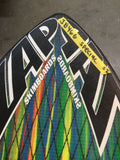 Zap Fuse Limited Edition Skimboard 52""