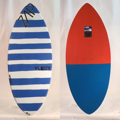 Zap Filibuster DISCONTINUED Skimboard 51""