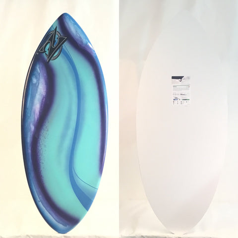 "Zap Large Wedge Skimboard 49"" With Art"