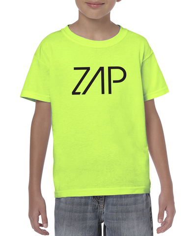 Zap Youth Promo Tee