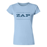 Zap Ladies Slab Tee