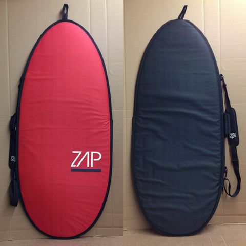 Zap Deluxe Board Bag Red/Black