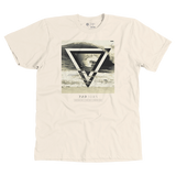 Zap Mens Triwave Tee Cream