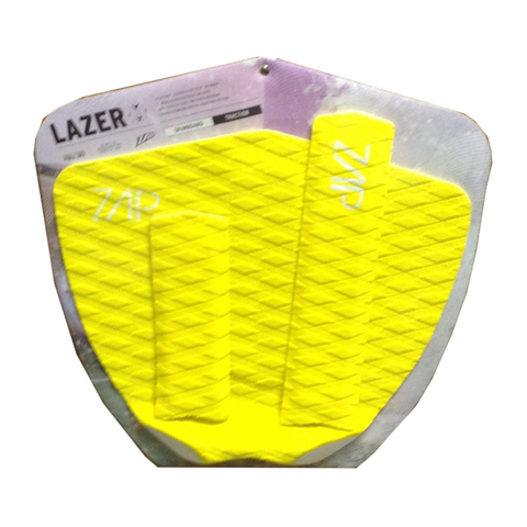 Lazer Arch+Tail Pad Set Yellow