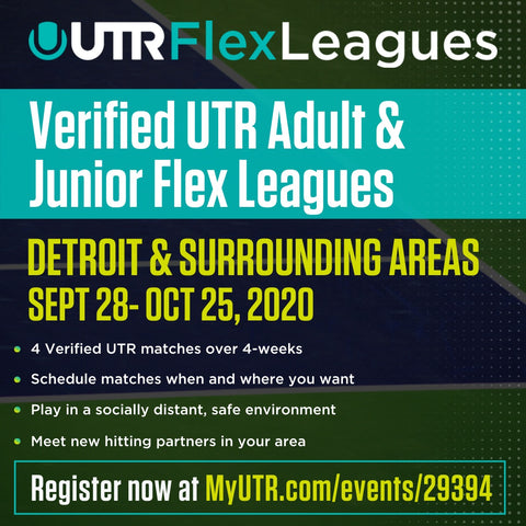 UTR Flex Leagues Detroit