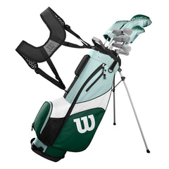 Wilson Profile SGI Womens RH Carry Comp Golf Set