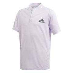 Adidas FreeLift AEROREADY Purple Boys Tennis Polo