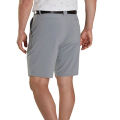 Footjoy Performance Ltwt Grey Mens Golf Shorts