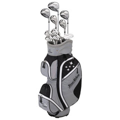 Tour Edge Lady Edge 12pc RH Womens Golf Set
