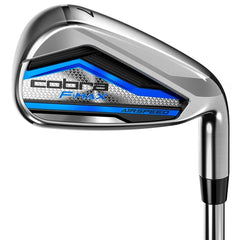 Cobra F-Max 5-GW Steel Mens Right Hand Irons