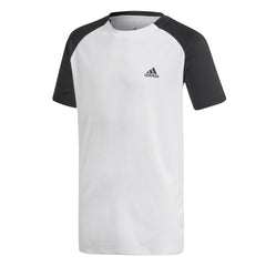 Adidas Club Climalite Boys SS Crew Tennis Shirt