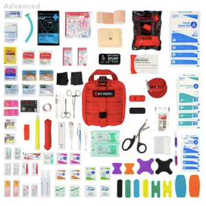 MyFAK | Advanced First Aid Kit