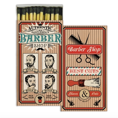 Matches -Barber Shop