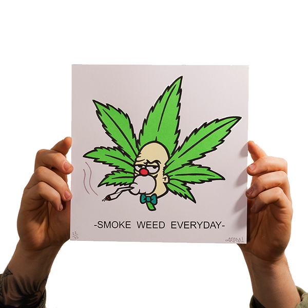 'Smoke Weed Everyday'